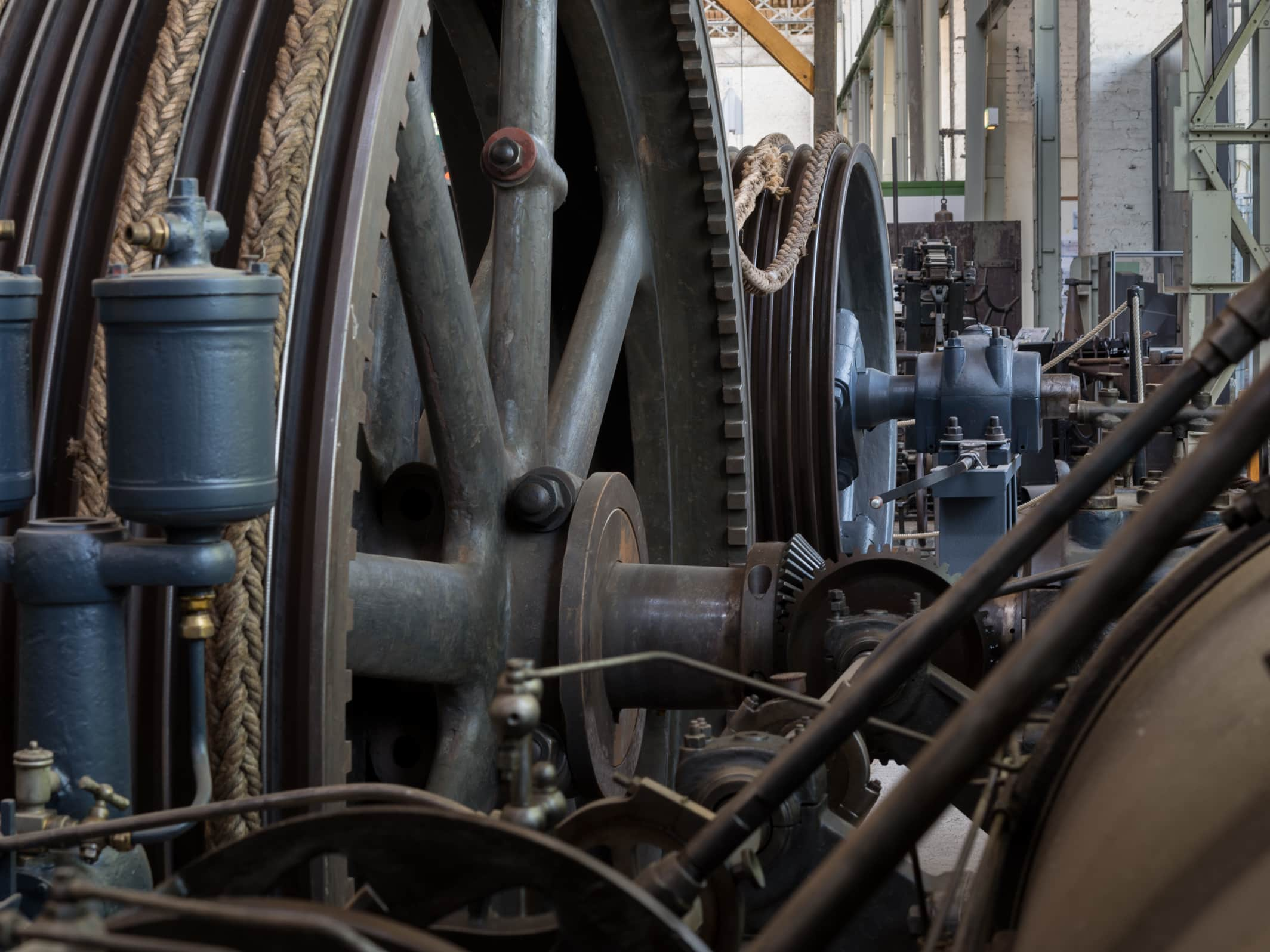 Industriekultur – Technikmuseum Magdeburg
