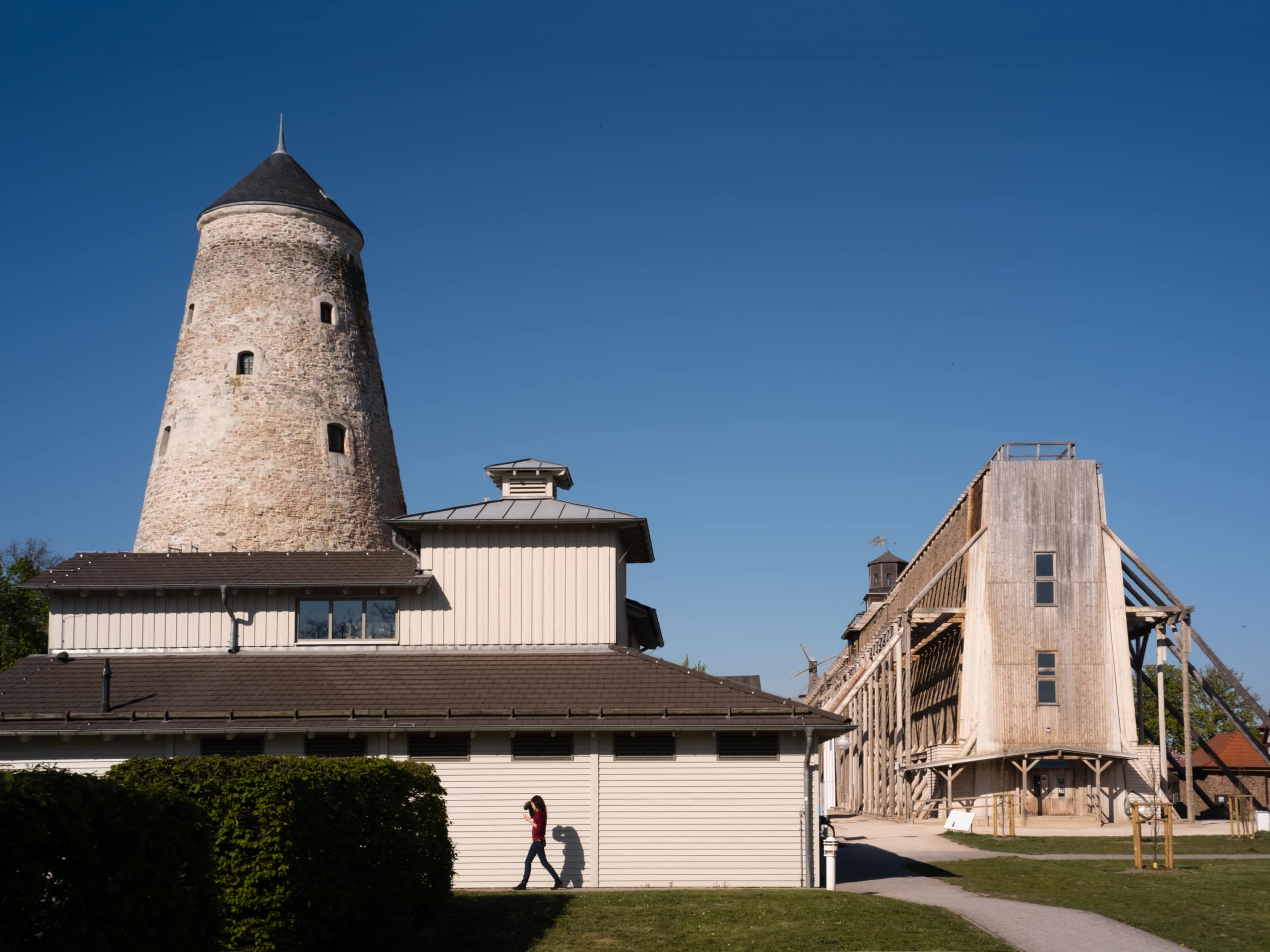 Industriekultur – Kunsthof Bad Salzelmen