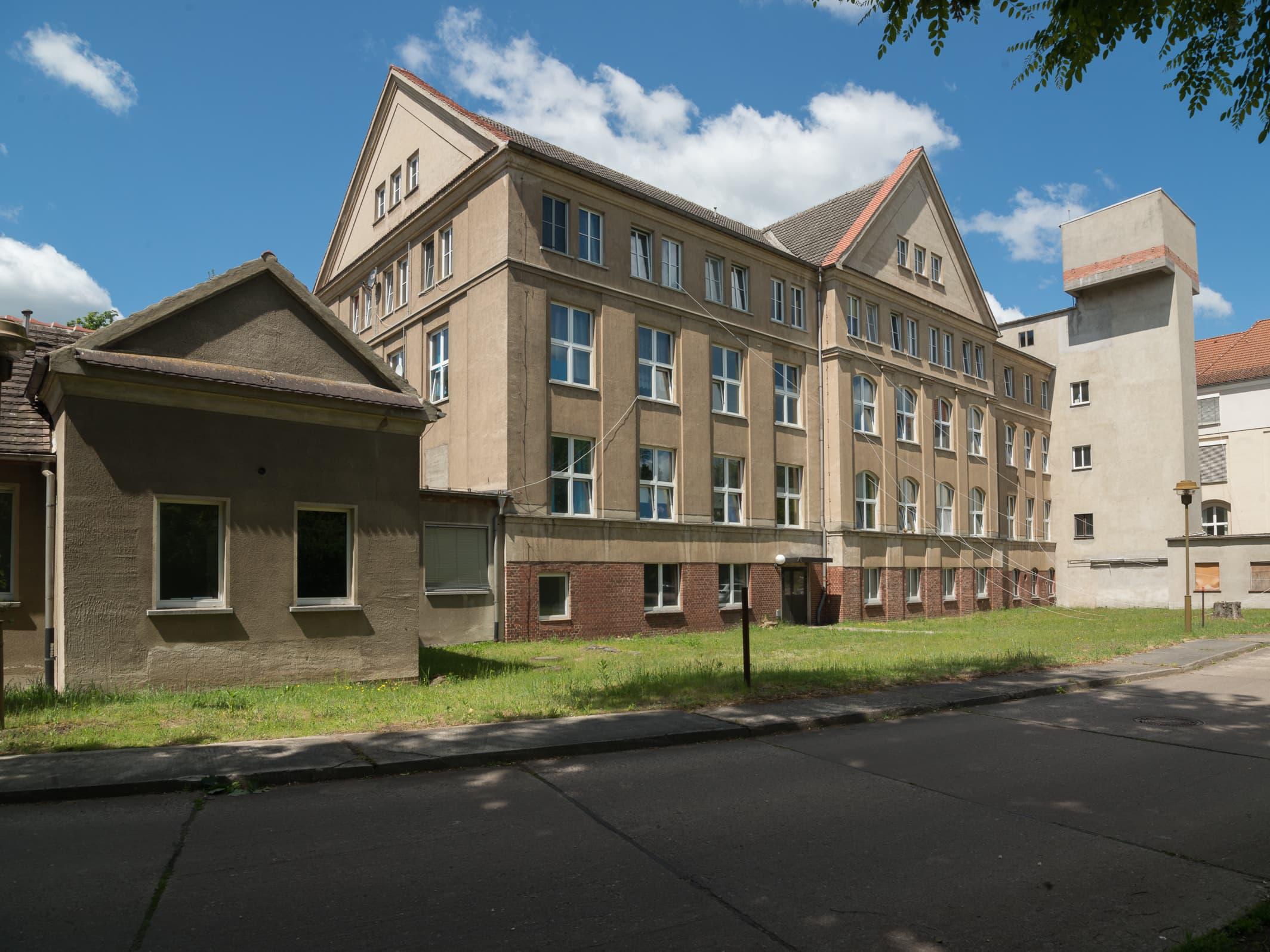Industriekultur – WASAG Haupt-Werk Reinsdorf