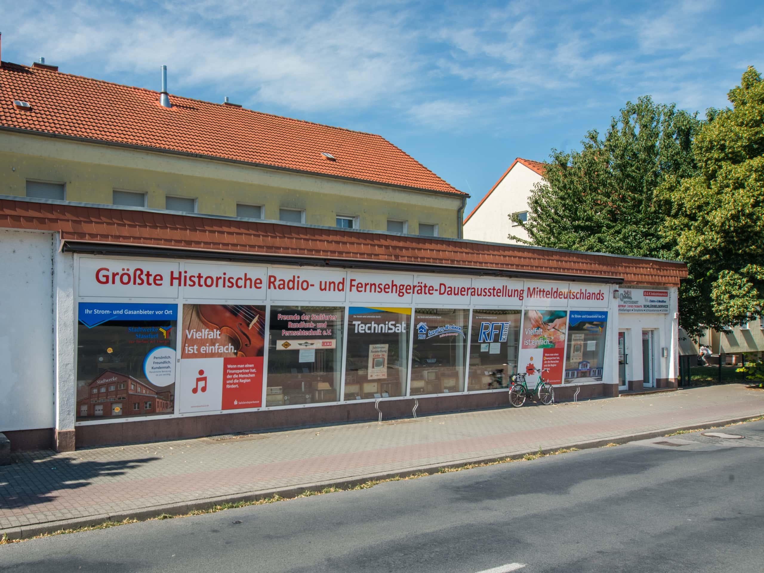 Industriekultur – Rundfunk- und Fernsehtechnik Staßfurt