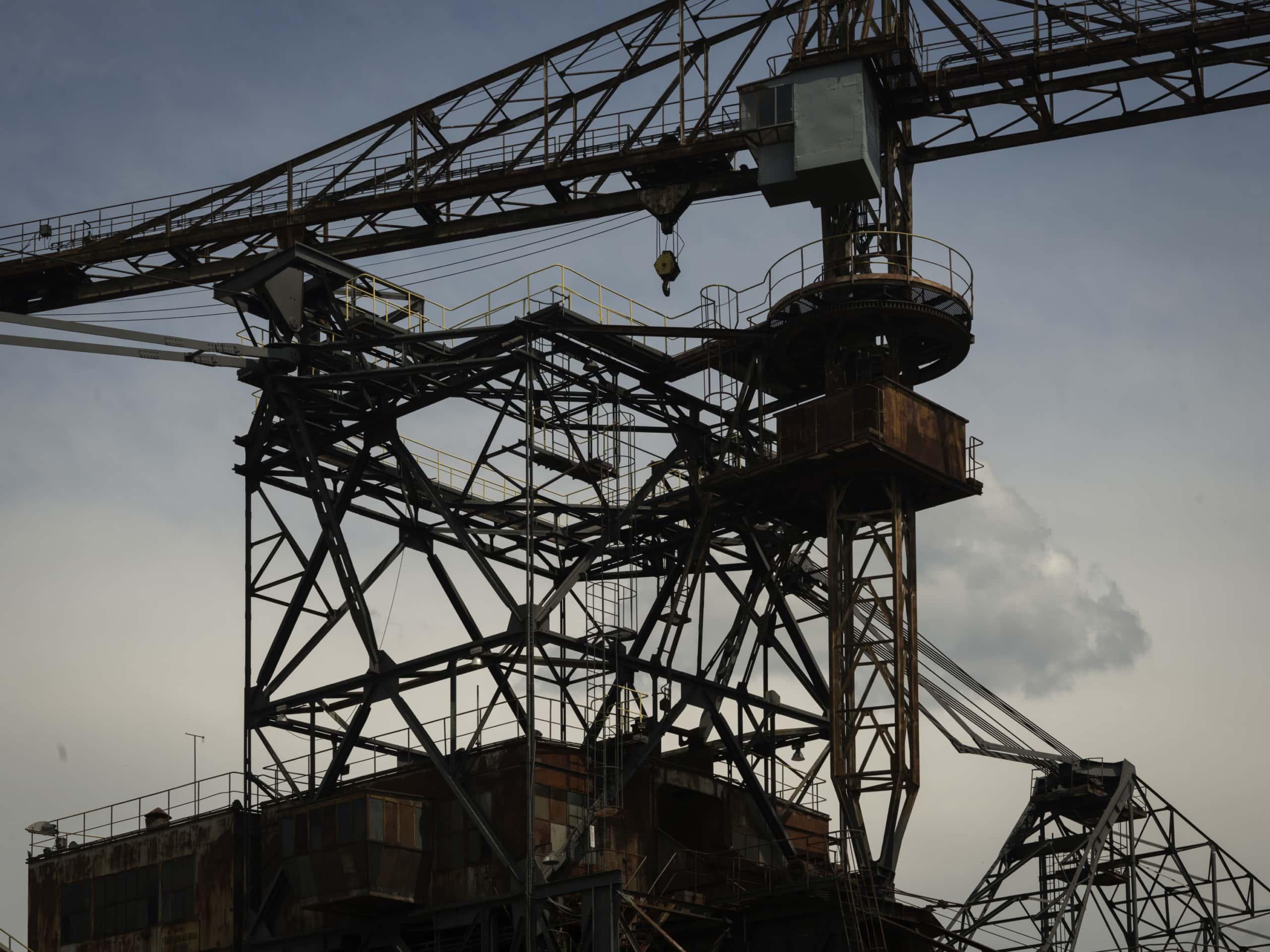 Industriekultur – Ferropolis – Die Stadt aus Eisen