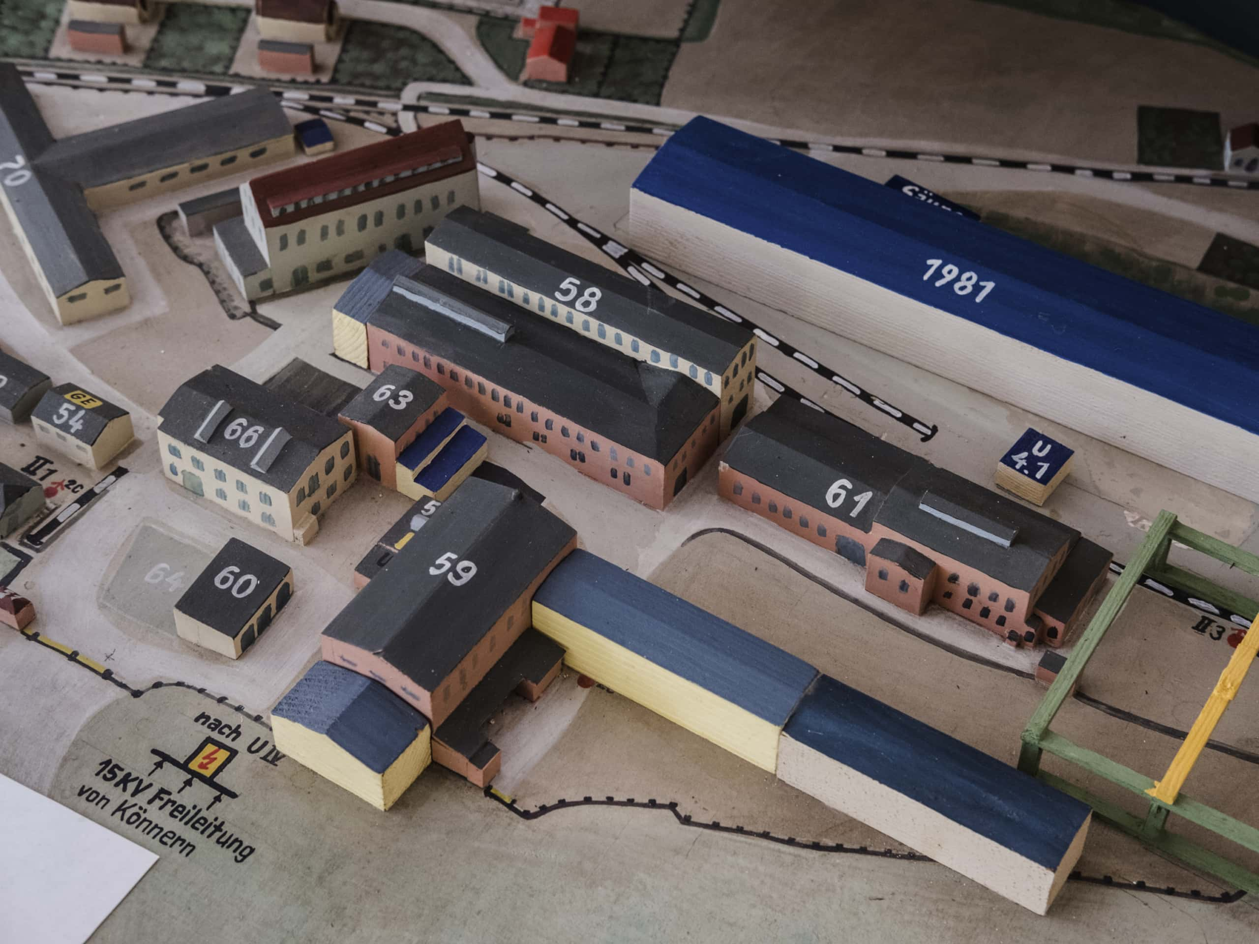 Industriekultur – Ausstellung zur Industriegeschichte