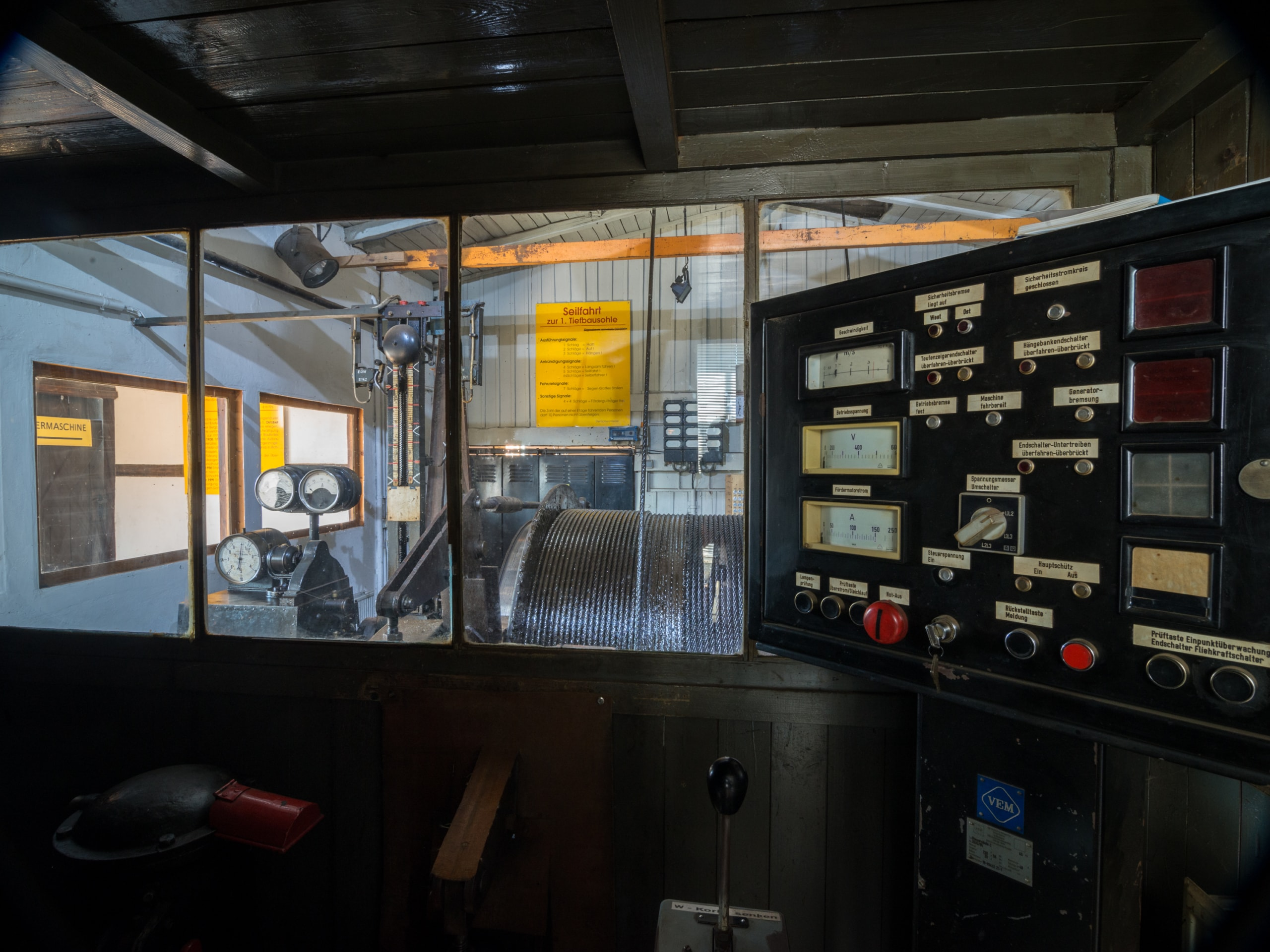 Industriekultur – Röhrigschacht Wettelrode