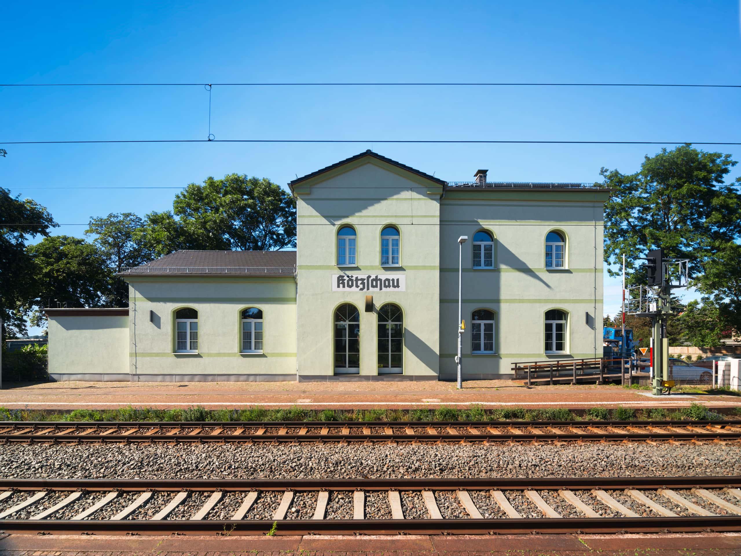 Industriekultur – Eisenbahnmuseum Kötzschau
