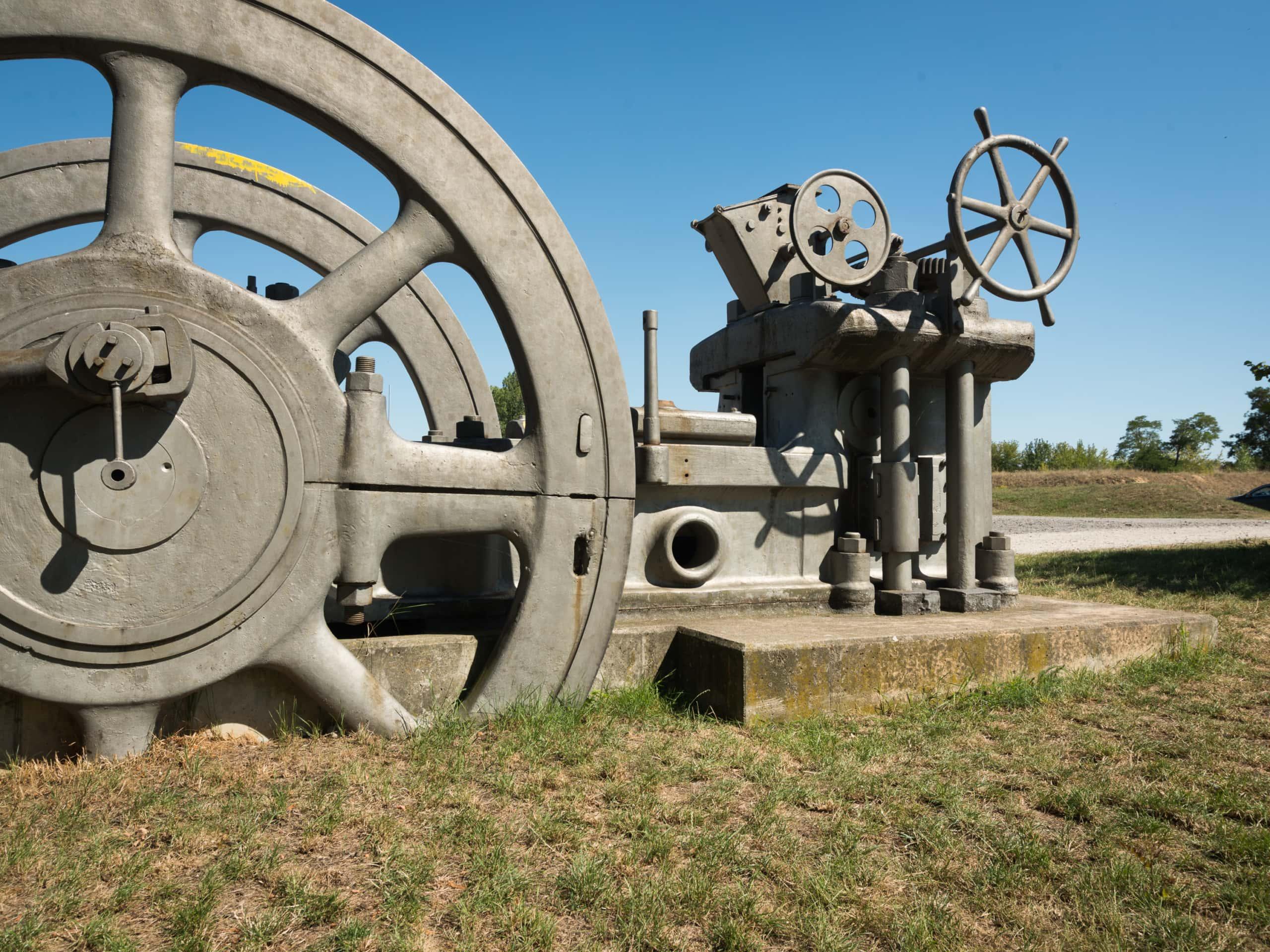 Industriekultur – Zentralwerkstatt Pfännerhall