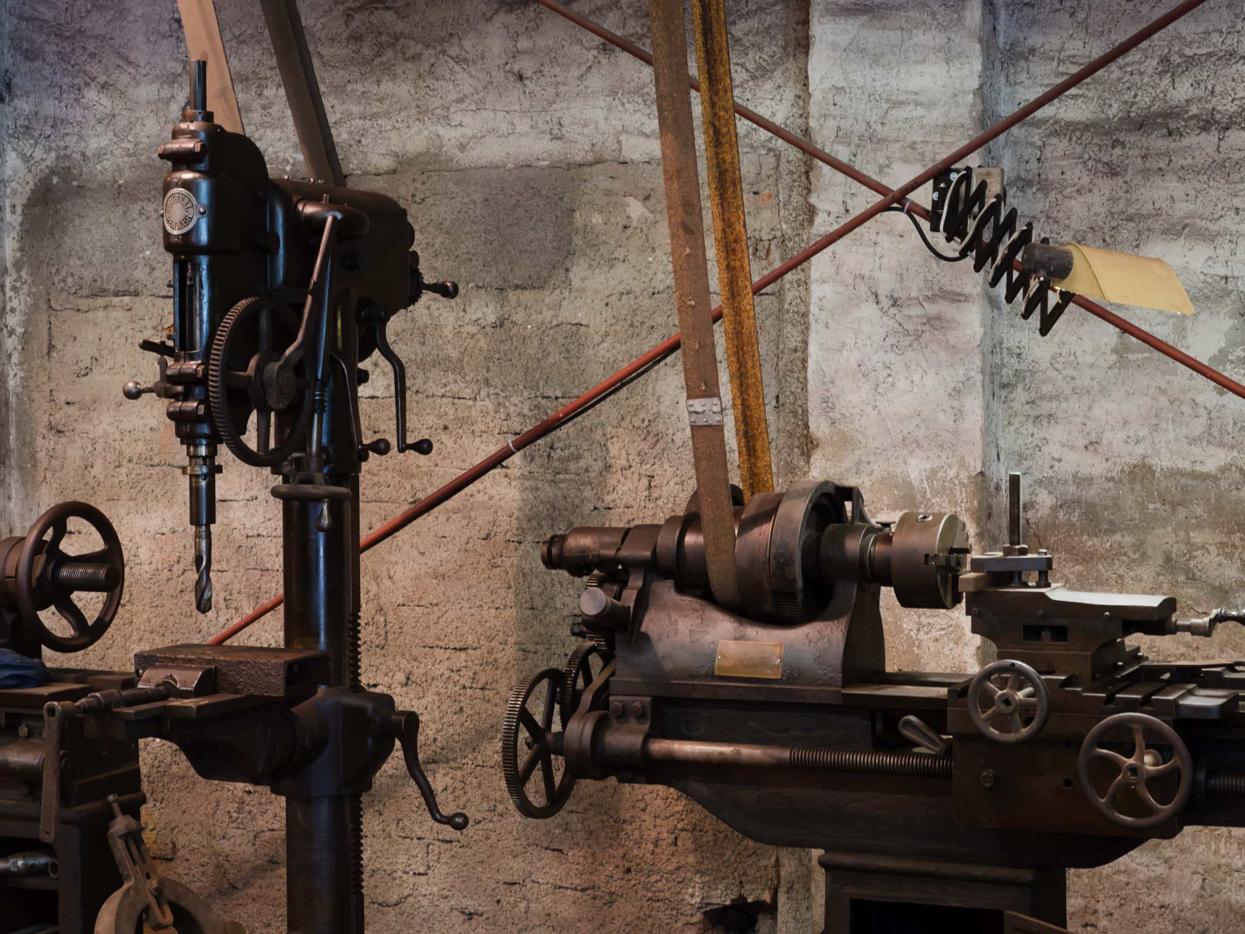 Industriekultur – Brikettfabrik Herrmannschacht