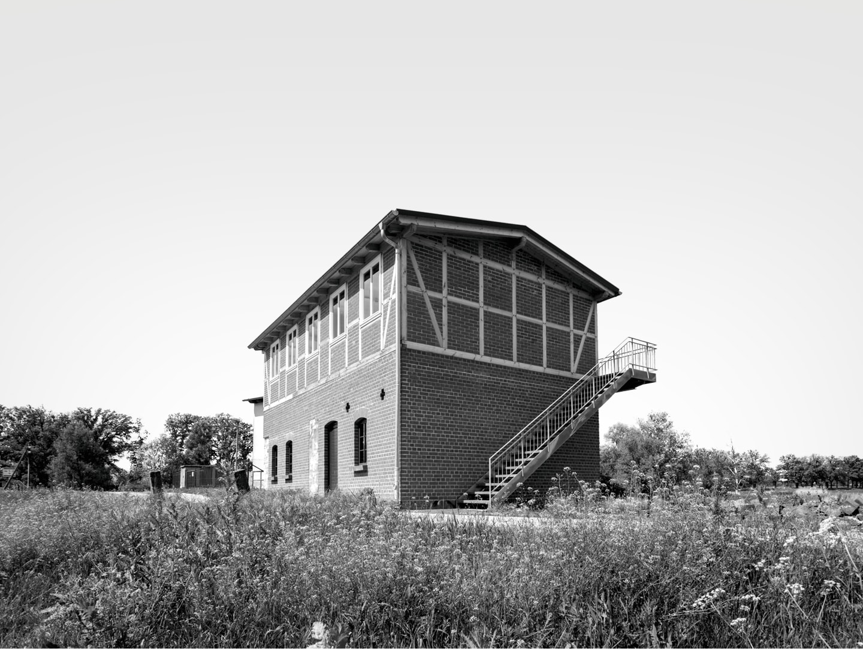 Industriekultur – Altes Schöpfwerk Vehlgast